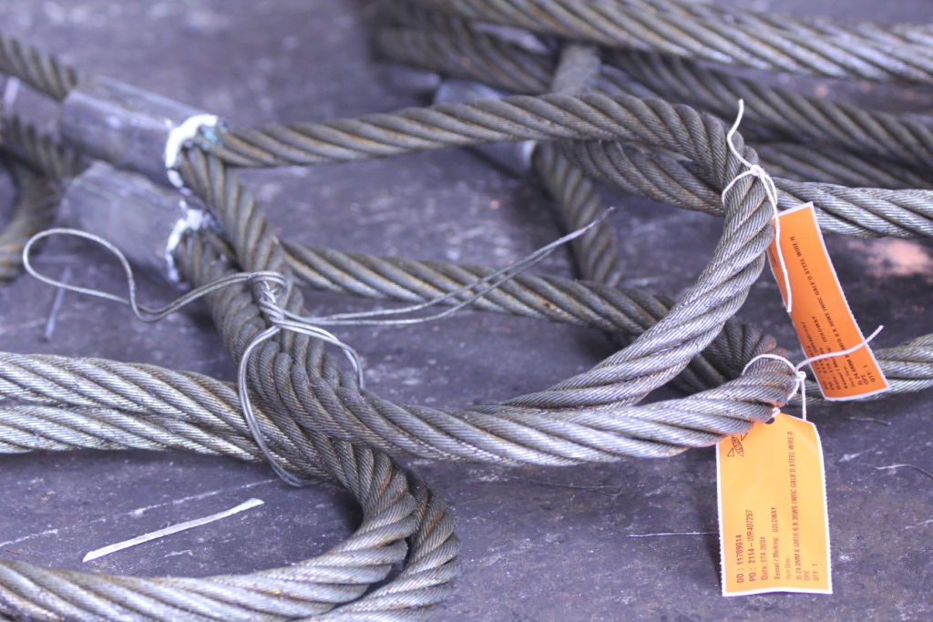 Mechanical Splicing Mooring Tail Ropes – Singapore | TEHO